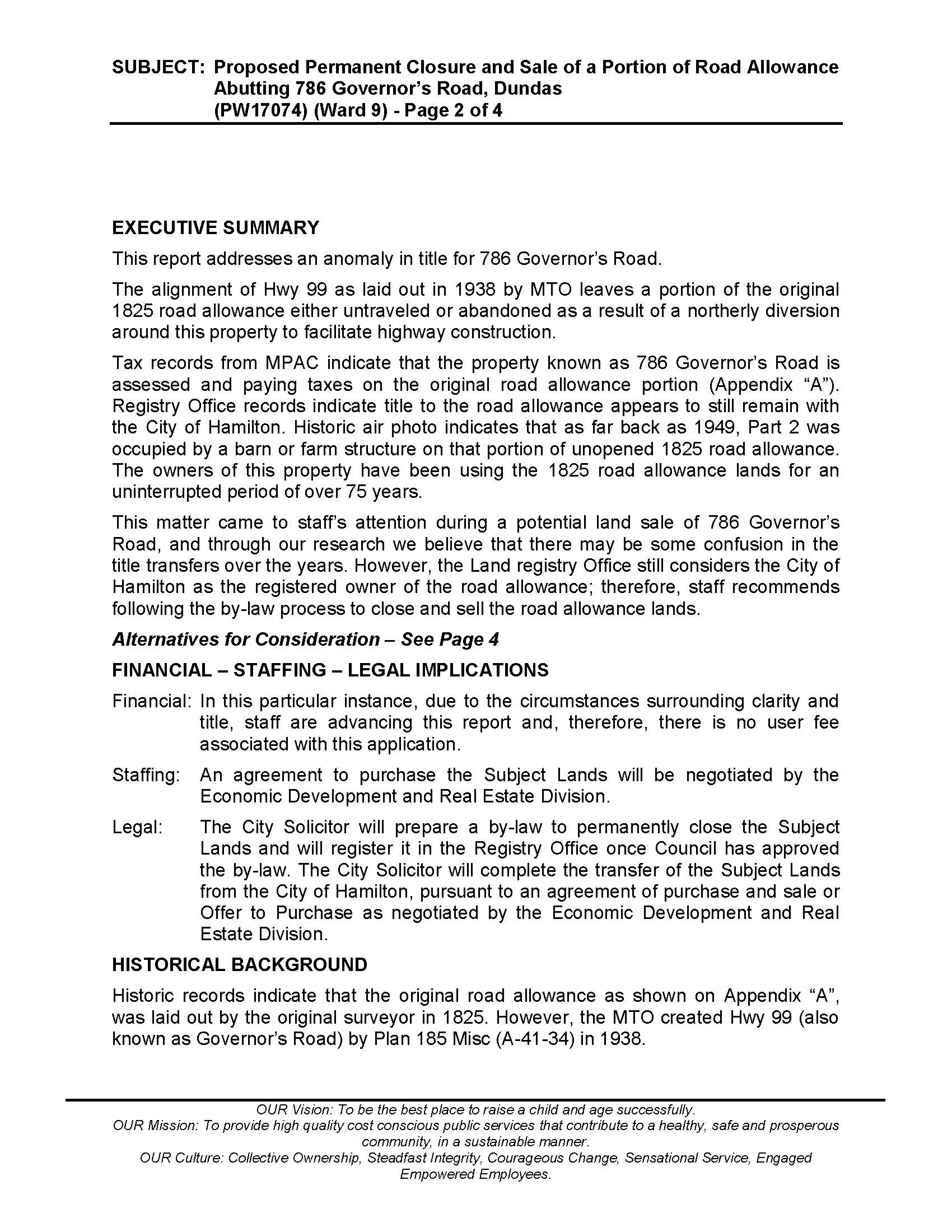 Proposed Permanent Closure and Sale of a Portion o - PW17074_Page_2